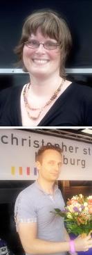 Christine Schön und Frank Stocker