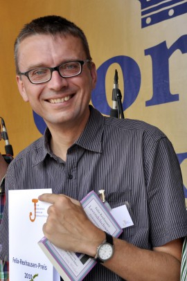 Rexhausen-Preis-Gewinner Michael Lohse