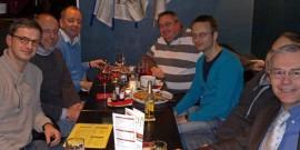 Stammtisch der BLSJ-Regionalgruppe Frankfurt/Rhein-Main