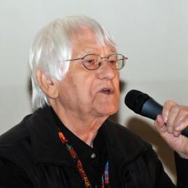 Dr. Martin Goldstein (1927-2012); hier im Jahr 2010 in Köln; Foto: Axel Bach