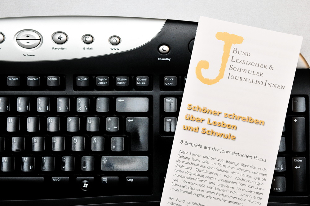Computertastatur kennenlernen