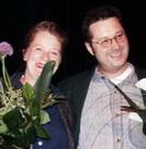 Karin Jurschik und Detlef Grumbach