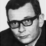 Portrait von Felix Rexhausen aus dem Jahr 1967; Foto: Georgia Gembardt