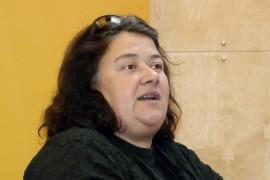 Ina Wolf, Vorstandsmitglied KLuST