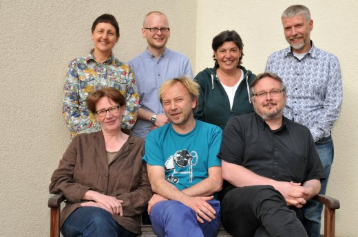 Jury des Felix-Rexhausen-Preises 2013