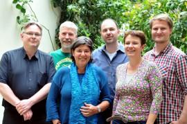 Jury des Felix-Rexhausen-Preises 2014
