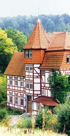 Das Tagungszentrum Waldschlösschen bei Göttingen