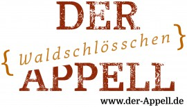 """Logo zur Initiative """"Der Waldschloesschen-Appell"""""""