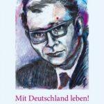 """Buch-Cover """"Mit Deutschland leben"""""""